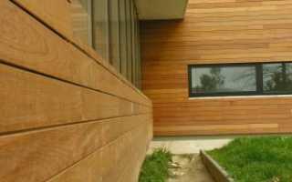 Виды сайдинга и его установка на деревянный дом
