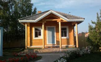 Сосна и ель для деревянного дома