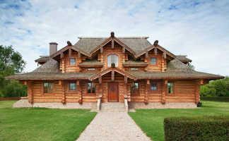 Нестареющие дома ручной рубки