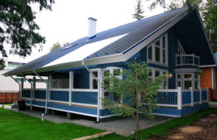 Шлифовка в деревянном доме