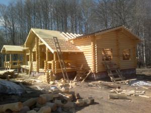 Строительство конструкции многощипцовая крыша